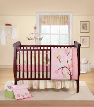 Nursery for Baby R (girl)
