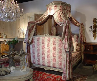 Antique Bed Canopies