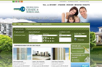 imobiliária cidade de sorocaba