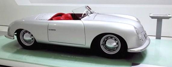 Automóvil Porsche 356