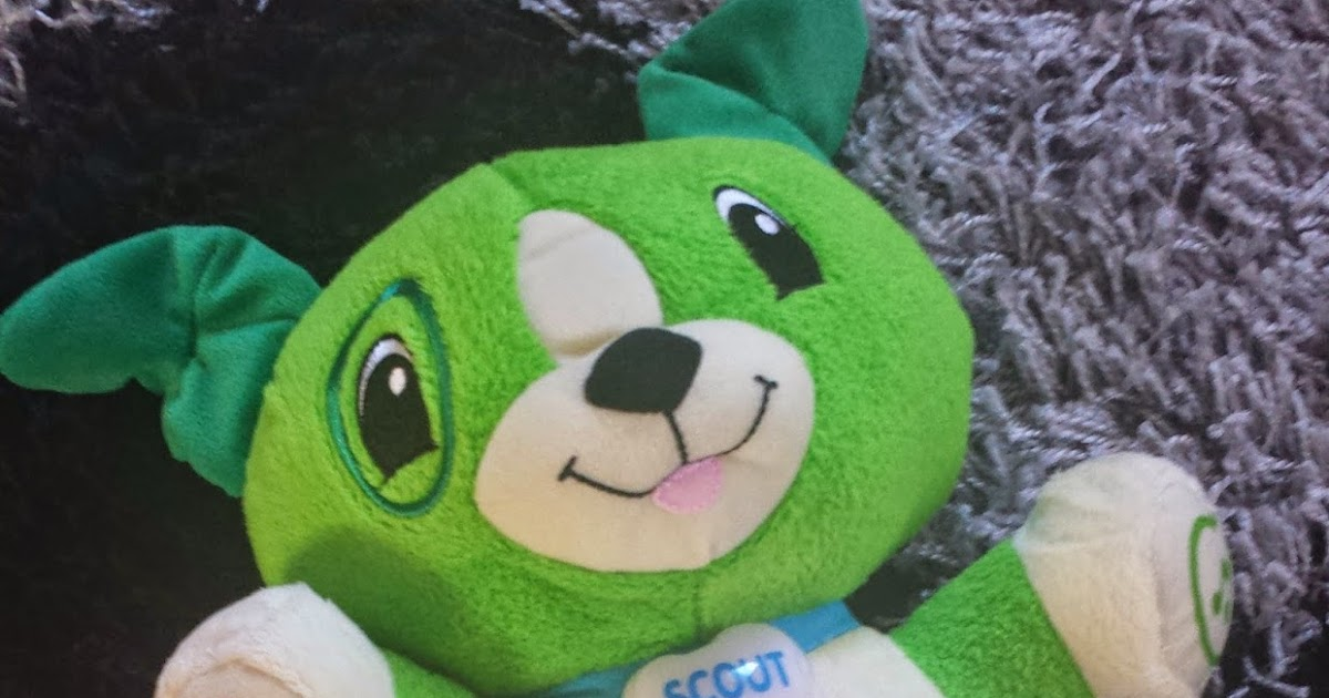 My Pal Scout Leapfrog Toy Review Mummy To The Max