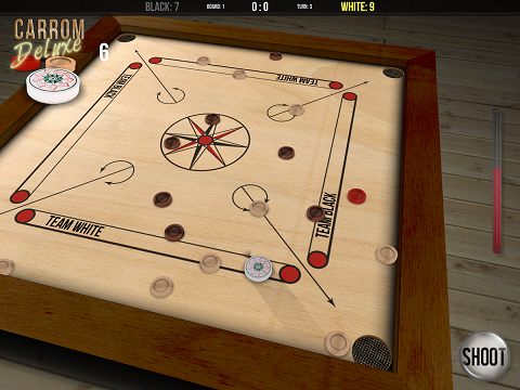 Carrom Deluxe full apk