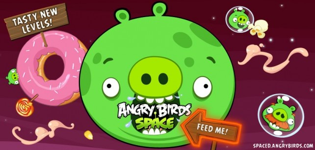 Utopia Angry Birds Space