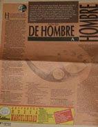 """HOMBRES, """"LA OTRA MITAD"""", SECCIÓN DE LOS 90"""