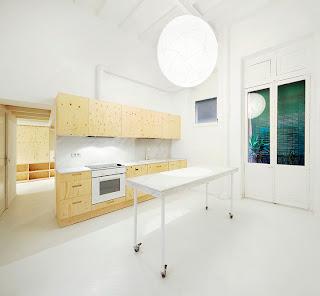 Apartamento en Barcelona G Arquitectura