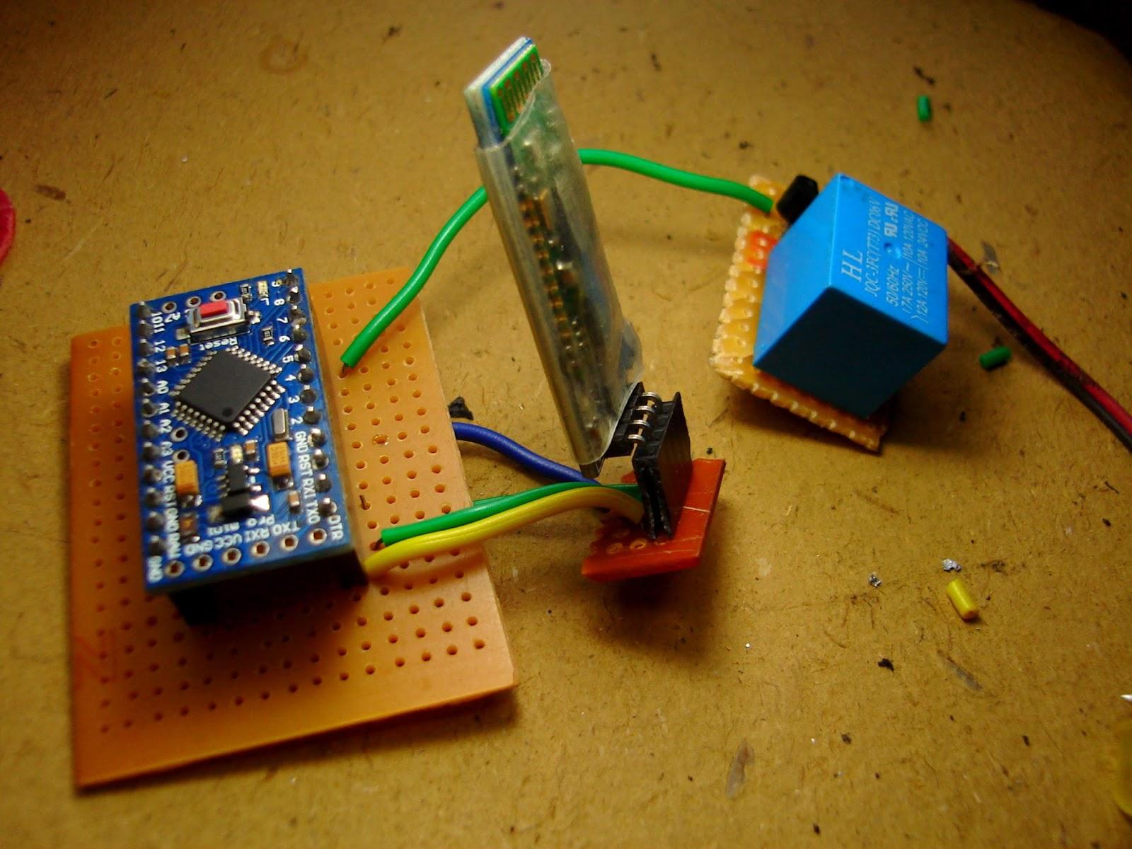 Robotech maker smart arduino ac plug
