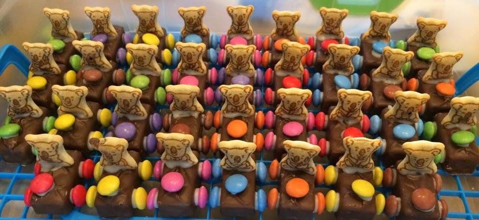 Kuchen Fur Kindergeburtstag Im Kindergarten Zuhause Image Idee