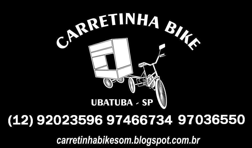 Carrtinha Bike Som