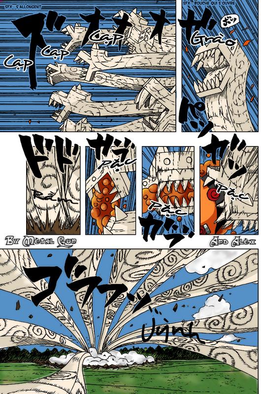 Naruto chap 322.Color Trang 11 - Mangak.info