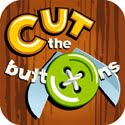 Cut The Buttons Icon Logo