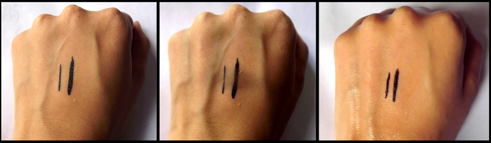 Landbis Hyper Sharp Intense Black Liner swatch