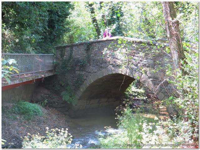 puente y punto