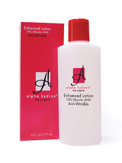 Alpha Hydrox 10% Enhanced Lotion Review
