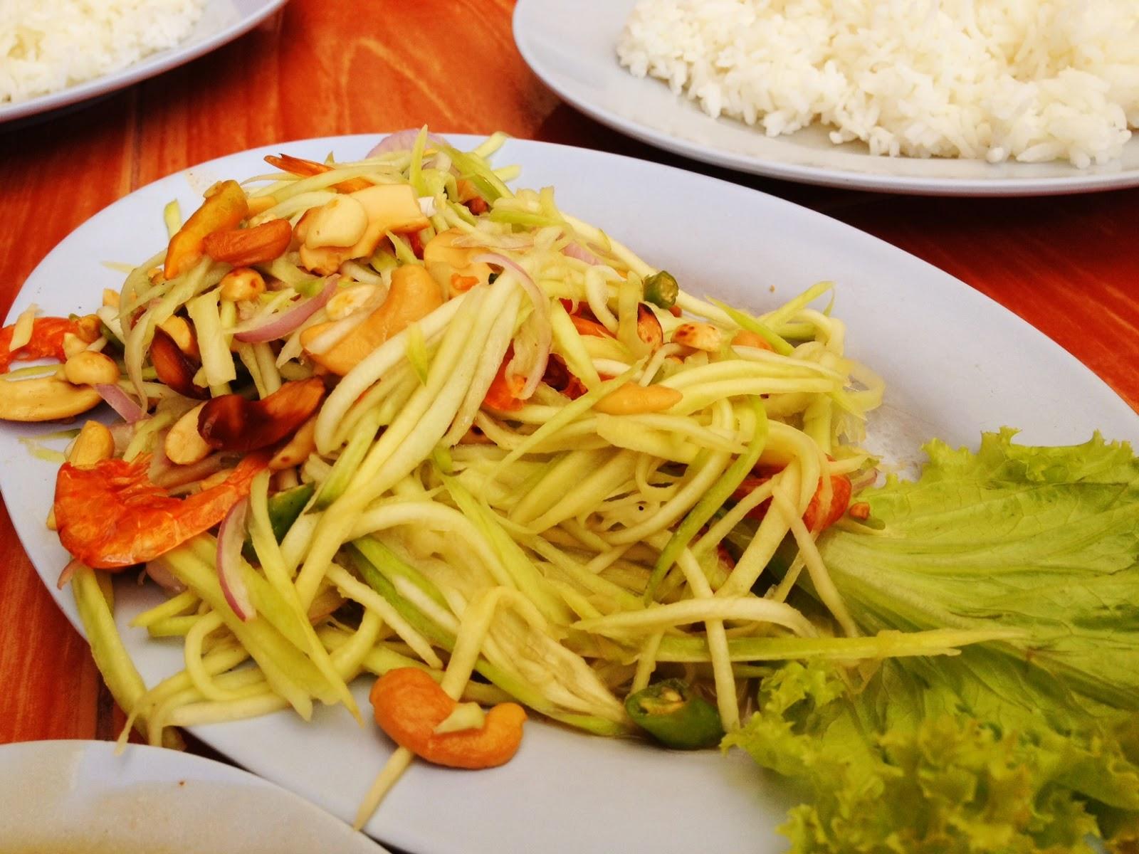 Asparagus Kerabu Recipes — Dishmaps