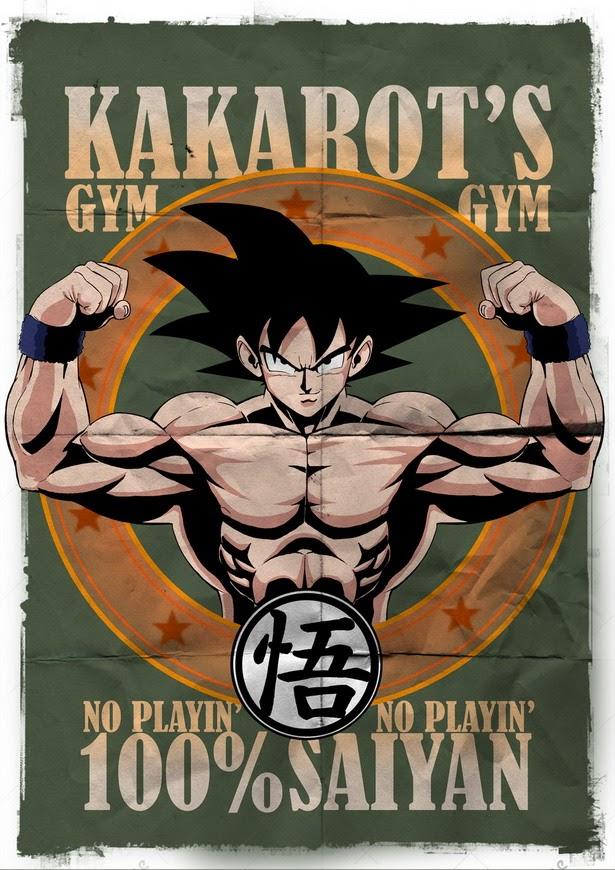 Goku Gym