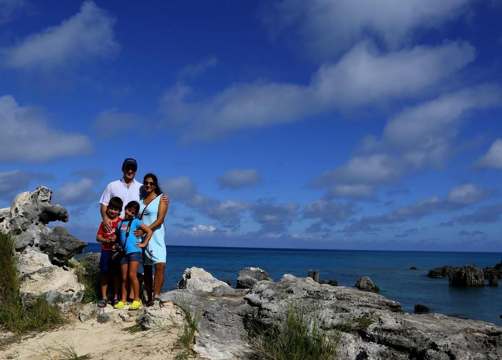 Little Monkey and Friends ... in Bermuda!