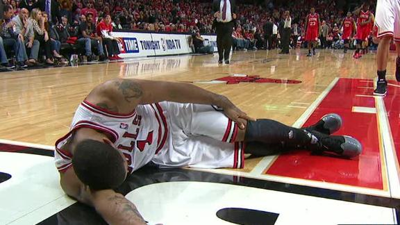 Derrick Rose Injury: Updates on Chicago Bulls Star's Knee Injury