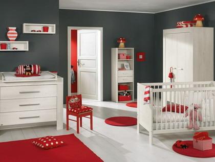 Modernas habitaciones de bebe kitchen design luxury homes - Habitacion bebe moderna ...