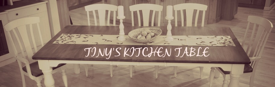 Tiny's Kitchen Table
