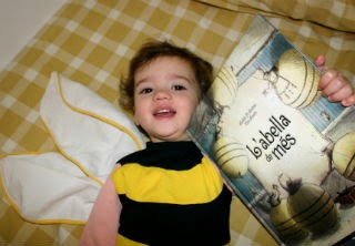 Llibre infantil L'abella de més