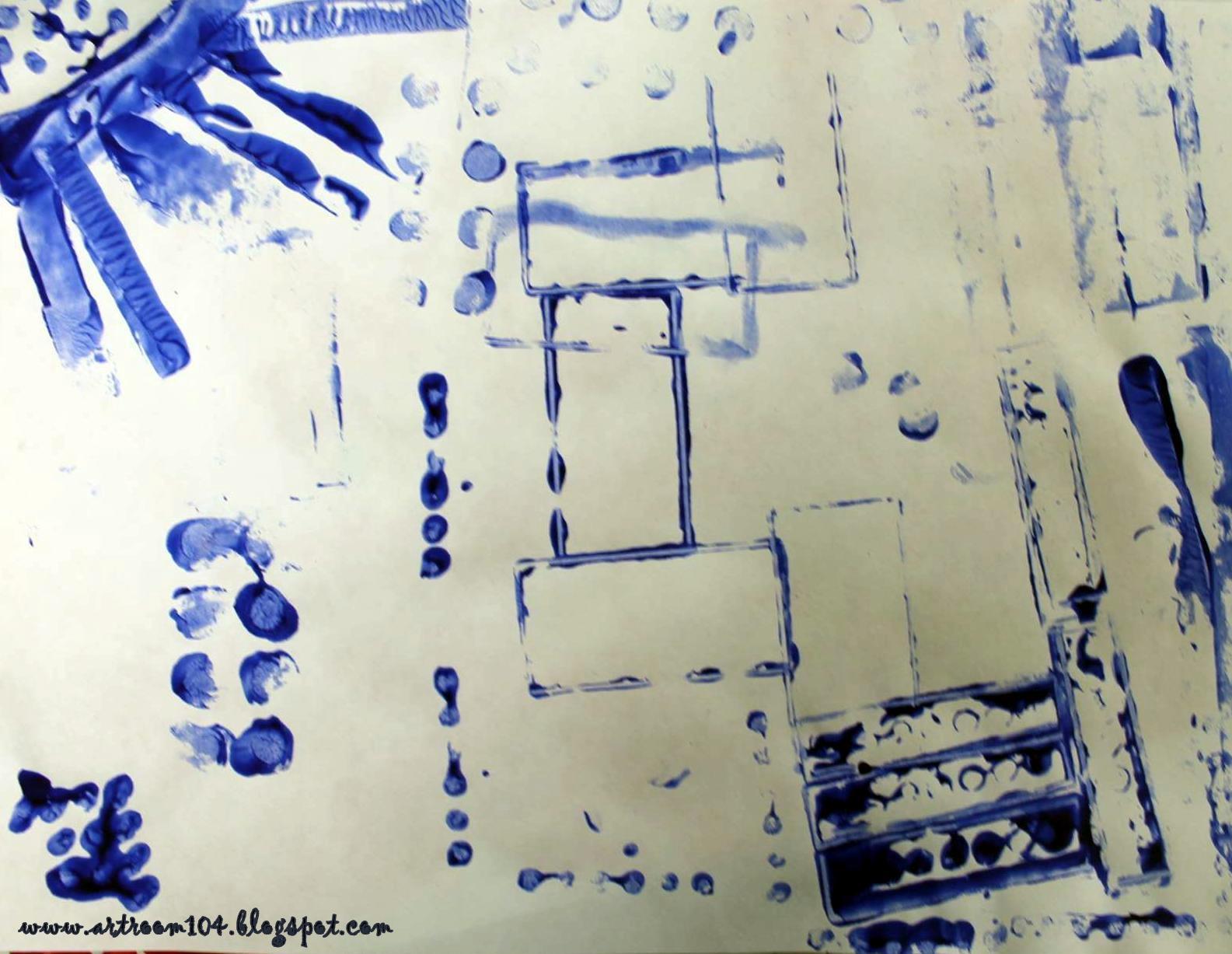 Art Room 104 2nd Grade Printmaking Unit Introduction to Printmaking