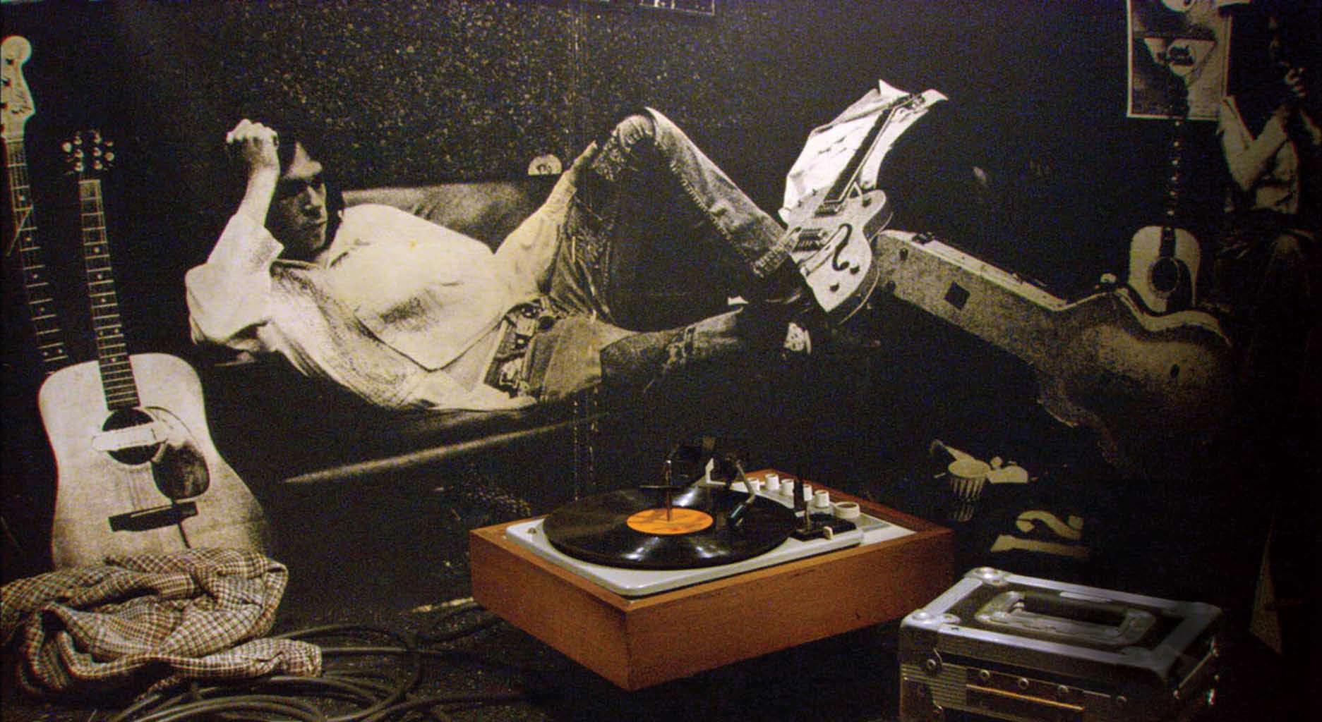 Record Review: Neil Young Harvest - 2009 Reprise Vinyl LP 33rpm (Chris Bellman)