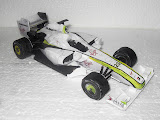 Brawn 2009 Barrichello