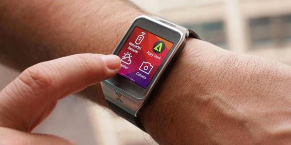 Smartwatch Samsung Non-Galaxy Hadir Tengah 2014