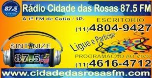 www.cidadedasrosasfm.com