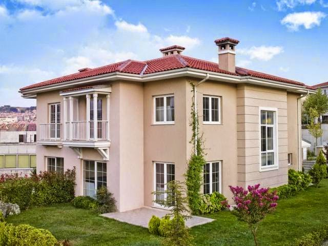 exterior paint ideas for modern homes