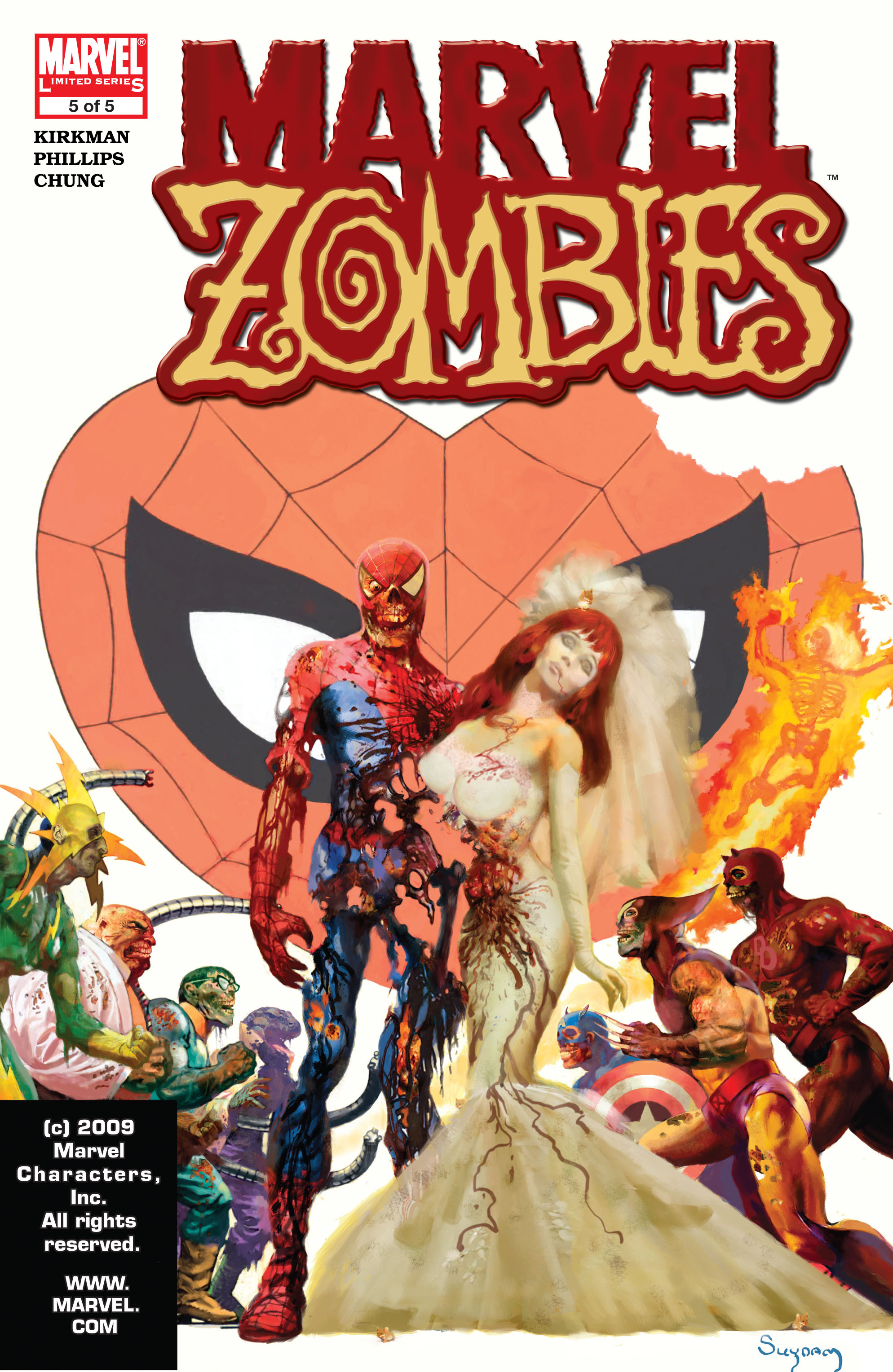 Marvel Zombies (2006) Issue #5 #5 - English 1