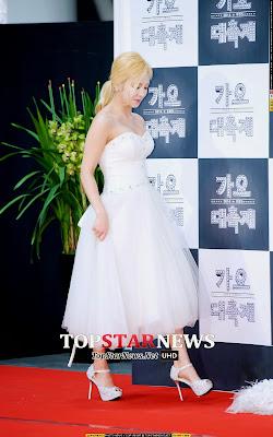 Hyoyeon KBS Gayo 2014