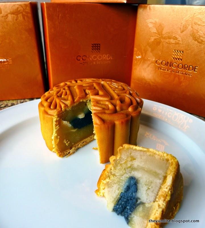 Mooncakes, Casa del Rio, Concorde Hotel