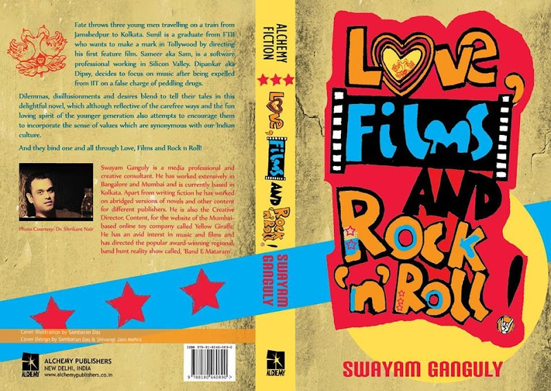 Book Review: Love, Films and Rock 'n' Roll