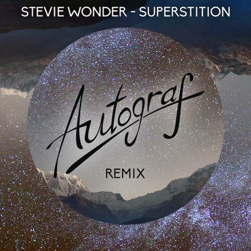 Autograf remixes Stevie Wonder