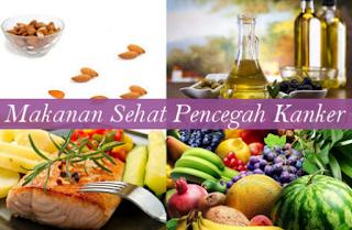 Makanan Sehat Mencegah Kanker Payudara