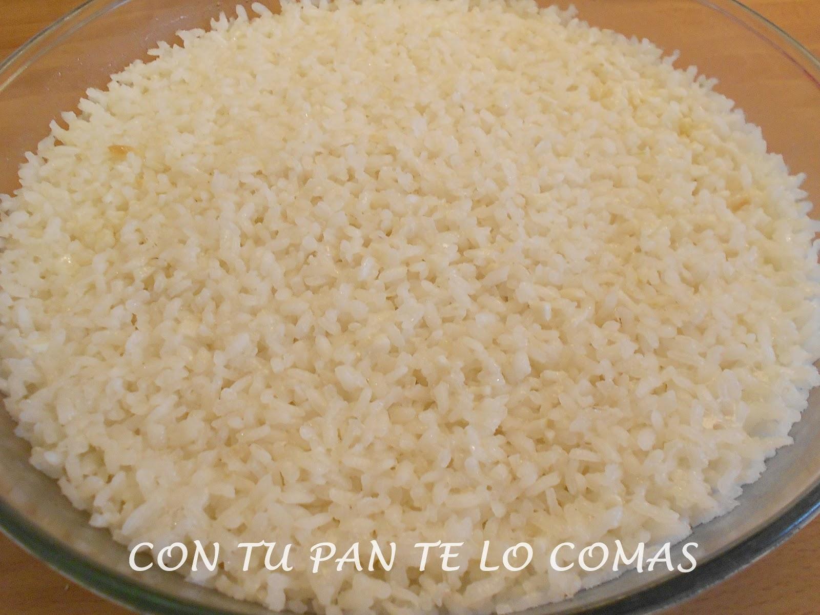 Con tu pan te lo comas c mo hacer arroz en el microondas - Hacer pasta en el microondas ...