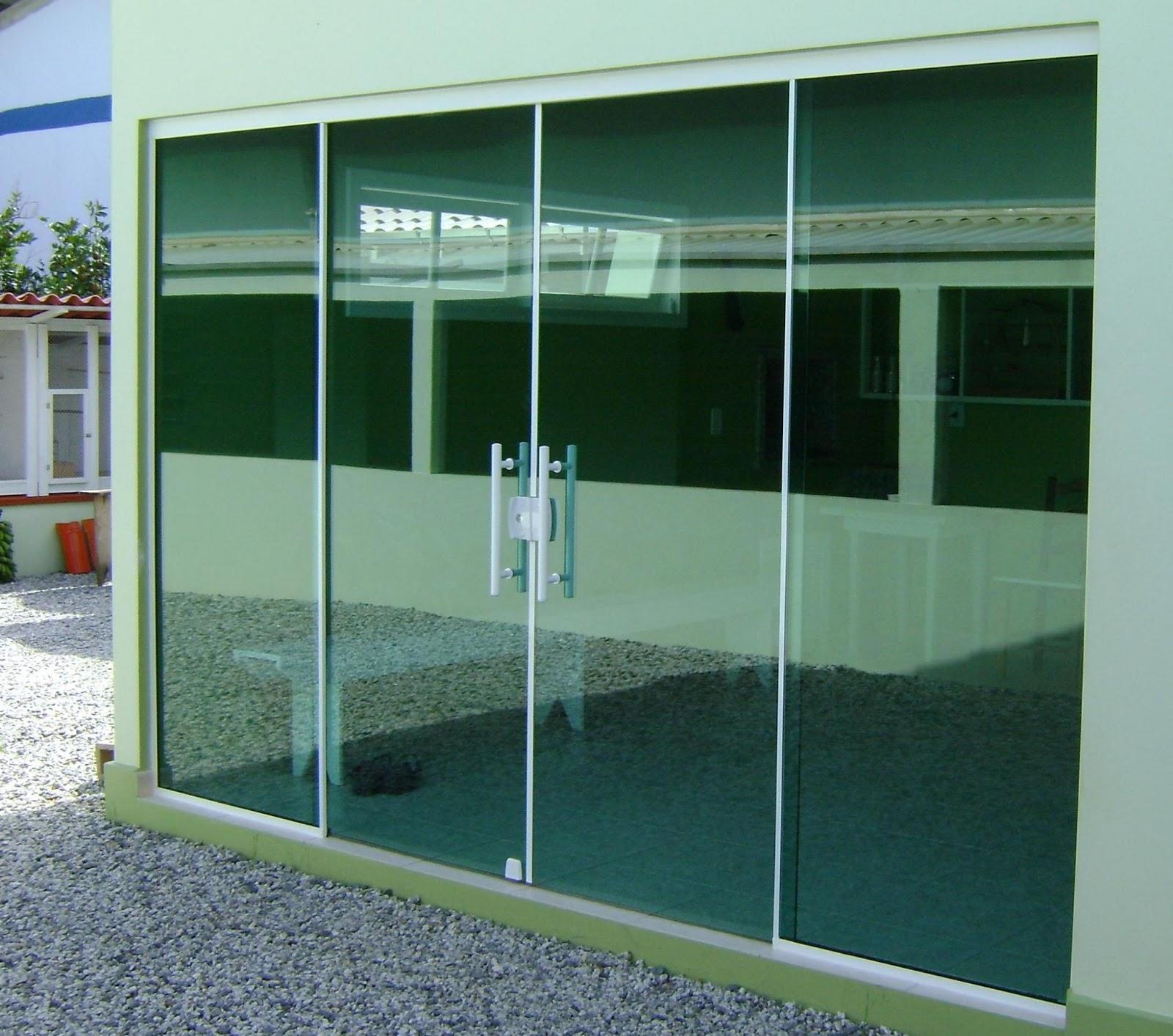 #163628 Construindo Minha Casa Clean: Película Residencial 286 Janelas De Vidro Sanfonadas