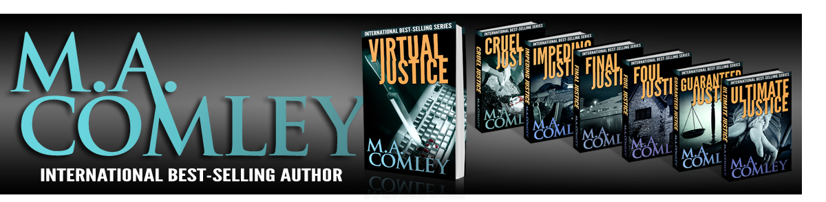 M A Comley's Books