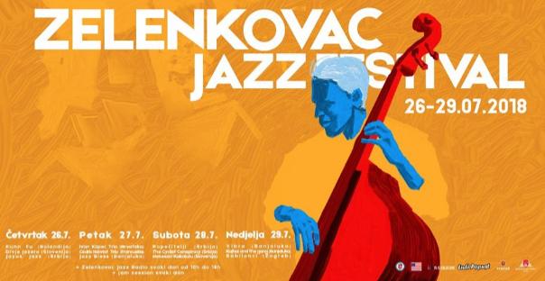 XVIII Zelenkovac (šumski) Jazz festival