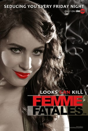 Femme Fatales 2011 movie poster