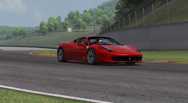 Ferrari Virtual Academia 1