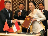 Cina Bangun 24 Pelabuhan, 15 Bandara, dan 8.700 Km Jalur Kereta di Indonesia