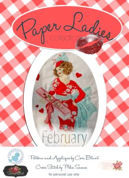 Paper Ladies February