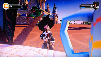 Disney Infinity Screenshot Barbosa Alice Wonderland Tea Party