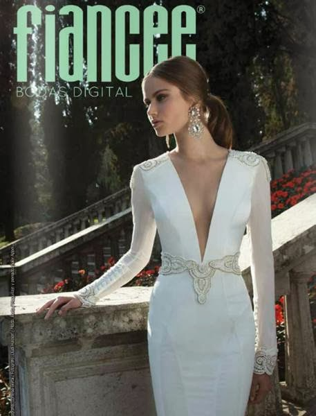 revista fiancee marzo 2014 mexico