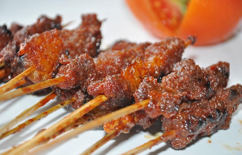 Sate Rembiga Kuliner Khas Lombok