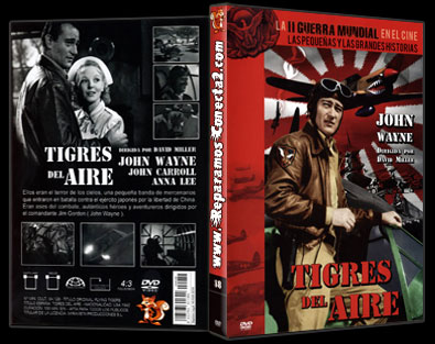 Tigres del Aire [1942] Descargar cine clasico y Online V.O.S.E, Español Megaupload y Megavideo 1 Link