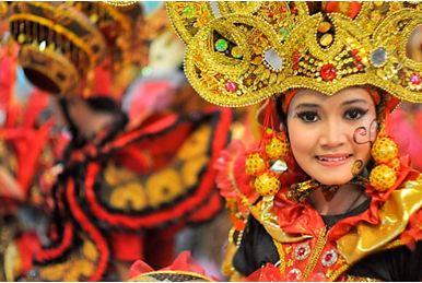 Solo Batik Carnival 2012