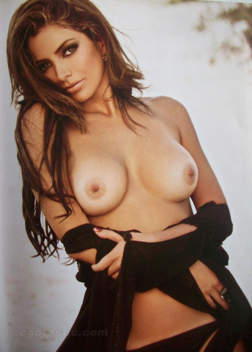 Pilar Montenegro Playboy Septiembre Desnuda